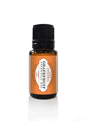 100% Organic Grapefruit Essential Oil 0.5oz (15ml)