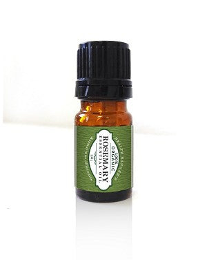 100% Organic Rosemary Essential Oil (5ml)