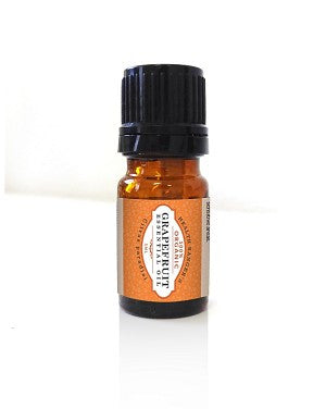 100% Organic Grapefruit Essential Oil (5ml)