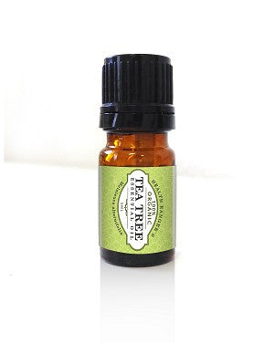 100% Organic Tea Tree Essential Oil (5ml)