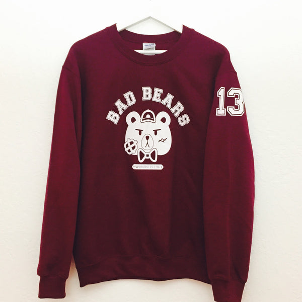 BAD BEARS SWEATER