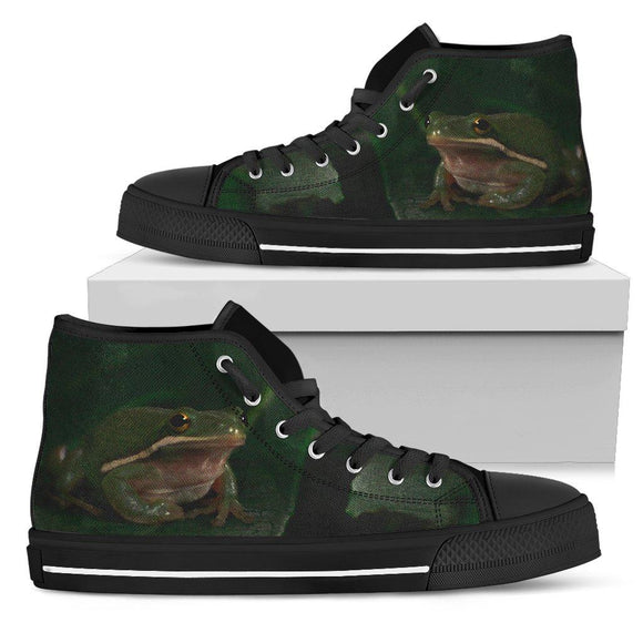 Treefrog High Top Shoe