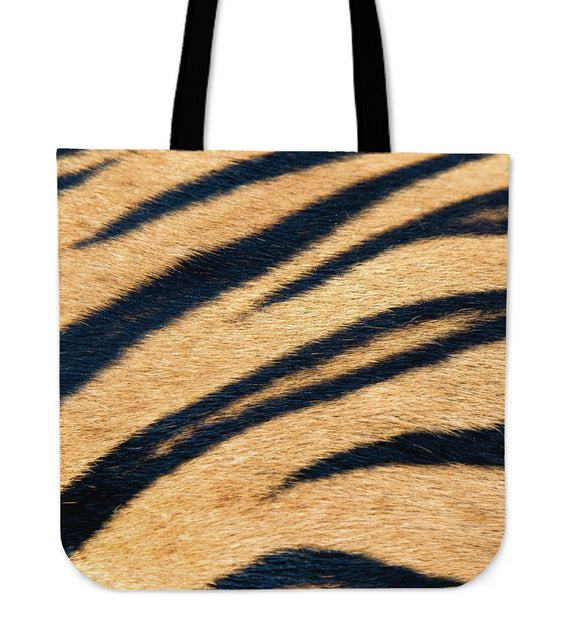 Tiger Cloth Tote Bag