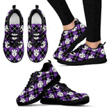 Husky Argyle Mens and Womens Sneakers