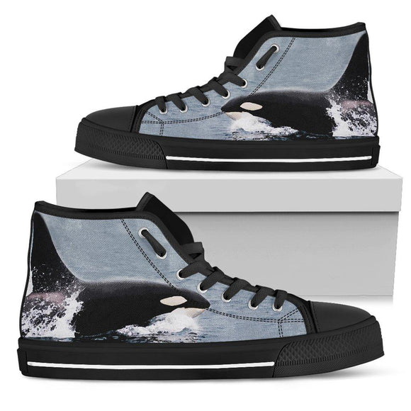 Orca High Top Shoes