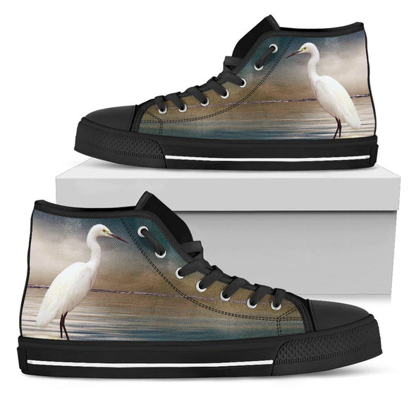Heron High Top Shoes