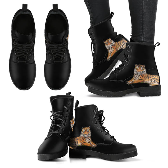 Tiger - Women's Leather Boots