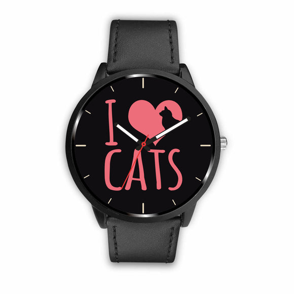 I Heart Cats Watch