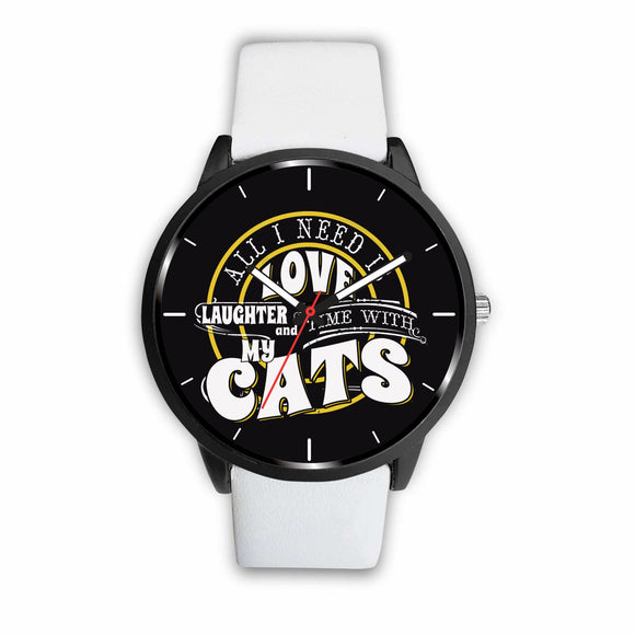Time With My Cats Watch