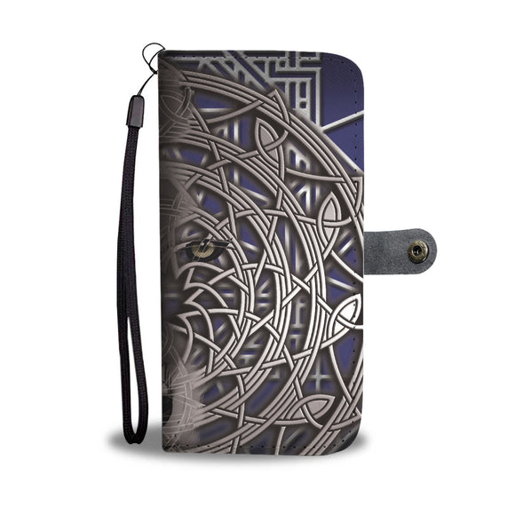 Wolf Spirit Wallet Phone Case