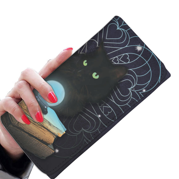 Midnight Magic Wallet Purse