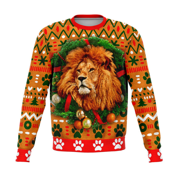 King of the Jungle - Christmas Sweater/Sweatshirt