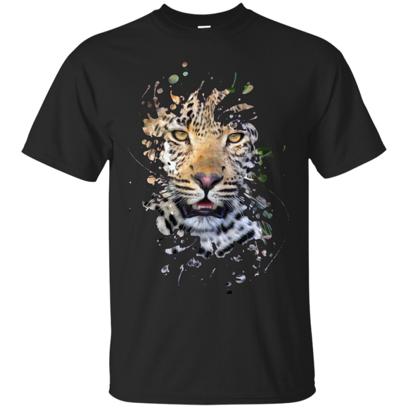 Disappearing Leopard Ultra Cotton T-Shirt
