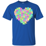 Heartful of Cats Ultra Cotton T-Shirt