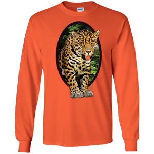 Jaguar Oval LS Ultra Cotton T-Shirt