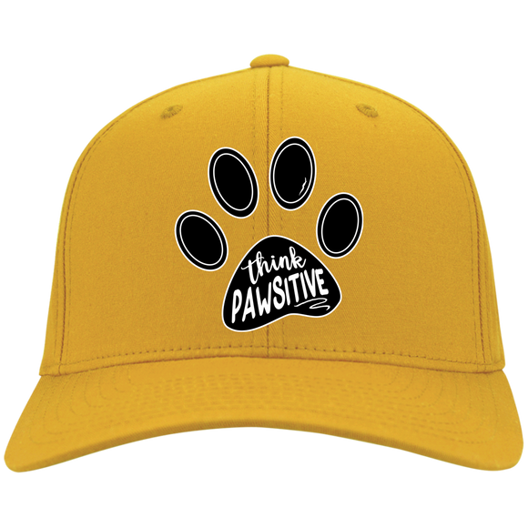 Think Pawsitive Hats