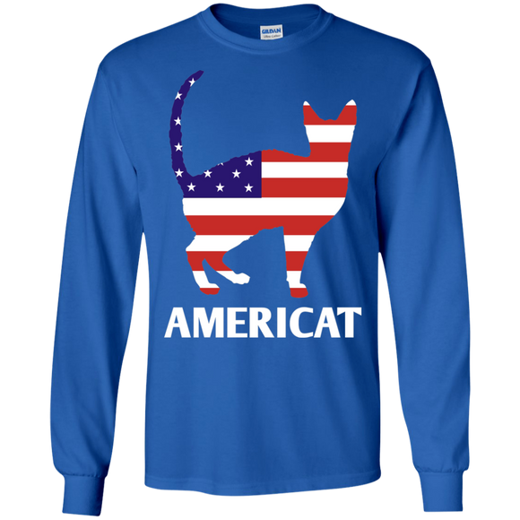 Americat LS Ultra Cotton T-Shirt