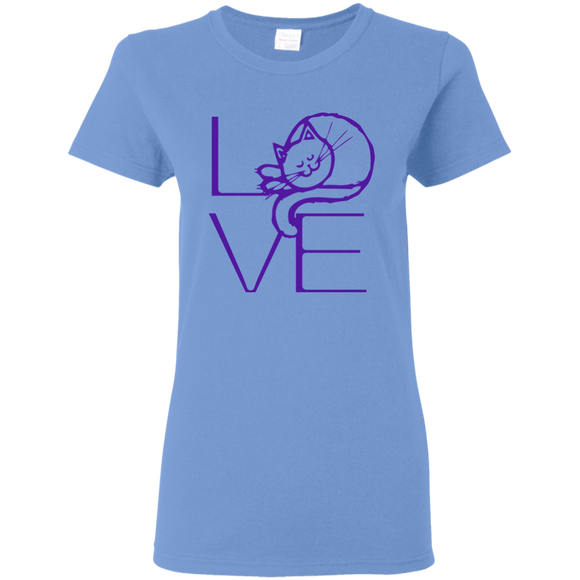 LOVE Cat Ladies T-Shirt