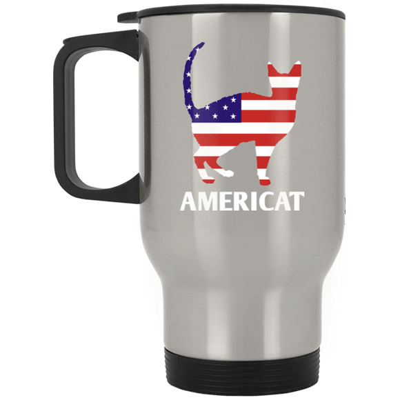 Americat Stainless Steel Travel Mug