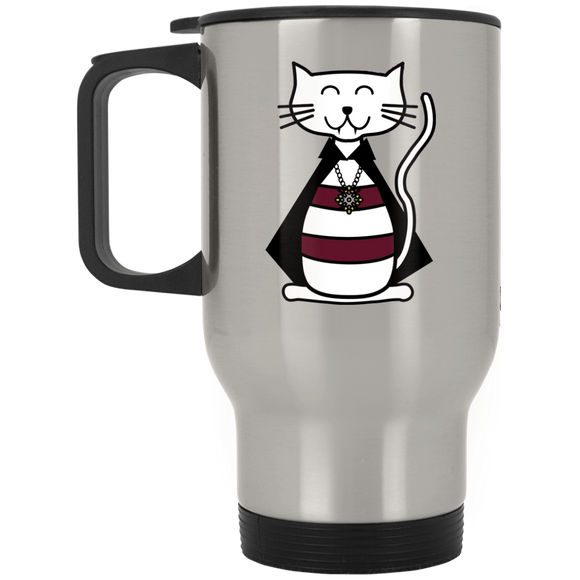Catula Stainless Steel Travel Mug