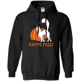 Happy Fall! Pullover Hoodie