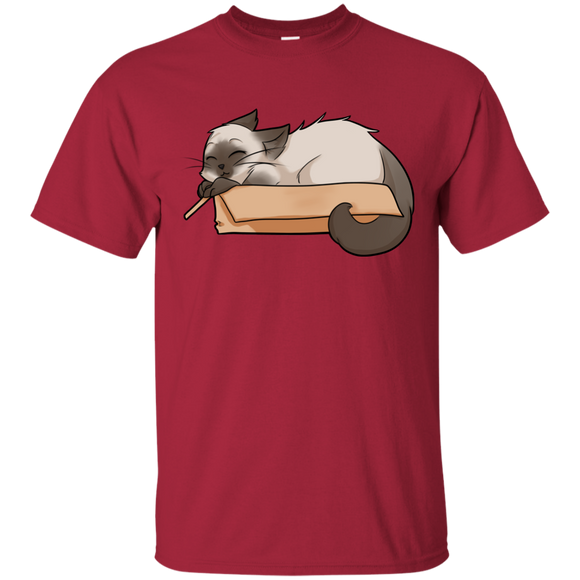 Box Cat Ultra Cotton T-Shirt
