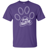 Think Pawsitive Ultra Cotton T-Shirt