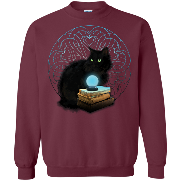 Midnight Magic Crewneck Pullover Sweatshirt