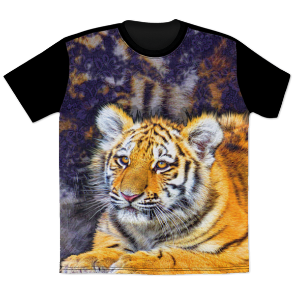 Tiger Cub All Over Print T-Shirt