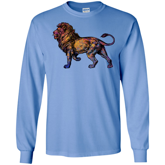 Colorful Lion LS Ultra Cotton T-Shirt