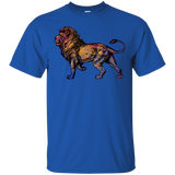 Colorful Lion Ultra Cotton T-Shirt