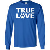 TRUE LOVE LS Ultra Cotton T-Shirt