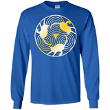 Cat Triskelion LS Ultra Cotton T-Shirt