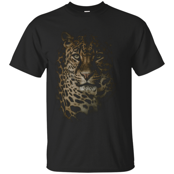 Leopard Portrait Ultra Cotton T-Shirt