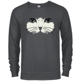 Cat Face Unisex Hoodies and Sweatshirts