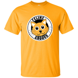 Feline Groovy Youth Ultra Cotton T-Shirt