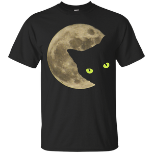 Moon Cat Ultra Cotton T-Shirt