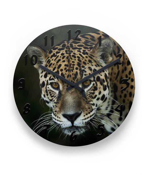 Jaguar Wall Clock 11