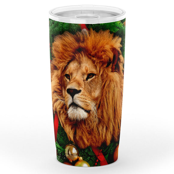 King of the Jungle - Christmas Travel Mug