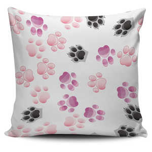 Cat Paws Cat Pillow Cover