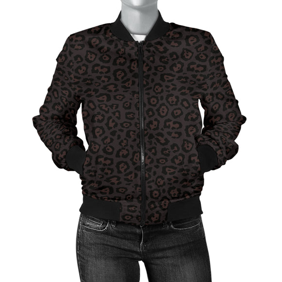 Black Panther Womens Bomber Jacket