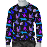 Blue Cats Mens Sweater