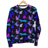 Blue Cats Womens Sweater