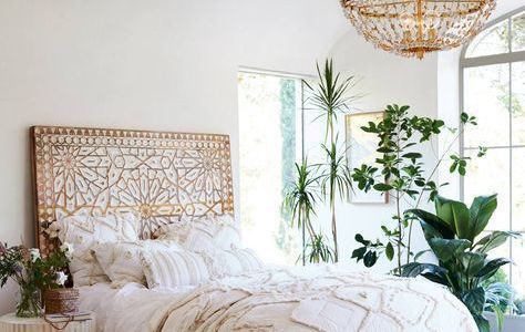 HOW TO: CREATE A DREAMY BOHO BEDROOM