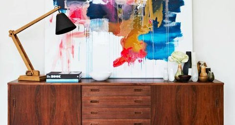 SIDEBOARD PERFECTION - IT IS POSSIBLE WITH THESE MUST KNOW STYLING TIPS