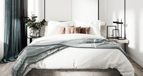 How to Create a Luxury Bedroom