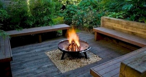 TOP 5 FIRE PIT IDEAS