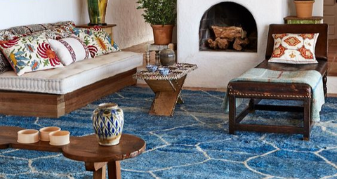 Floor Rugs - Everything You Need To Know About The 5 Most Common Styles