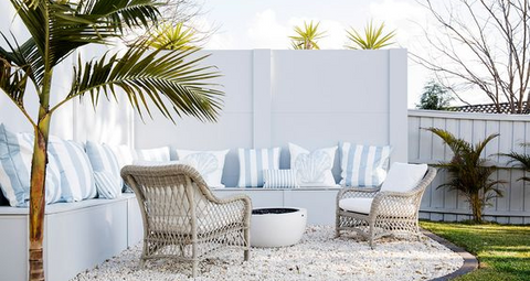 10 Stunning Outdoor Areas To Inspire You In Time For Summer