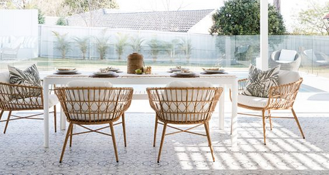 6 Top Tips For Choosing The Right Outdoor Furniture For Your Space